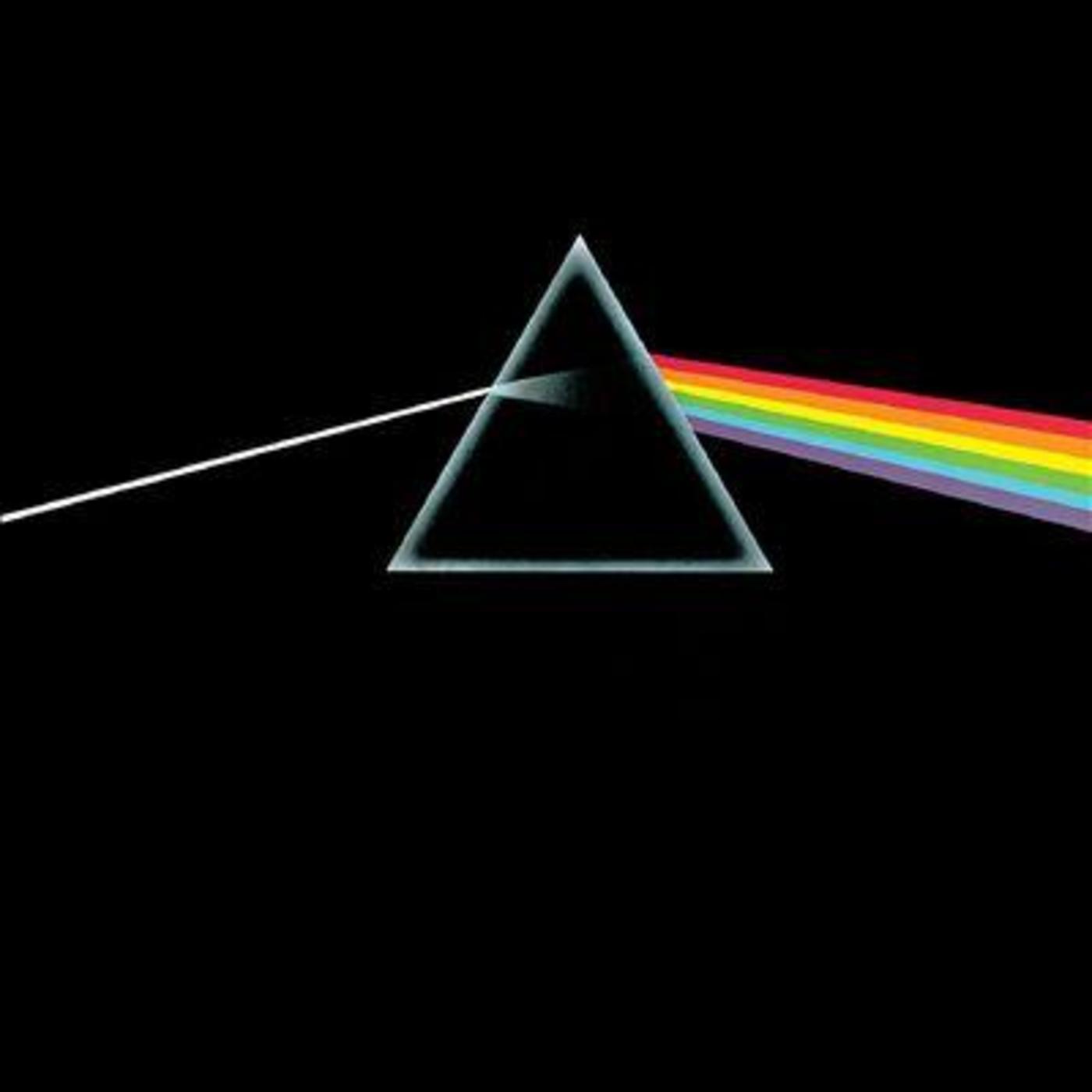 平克弗洛伊德《月之暗面》专辑封面