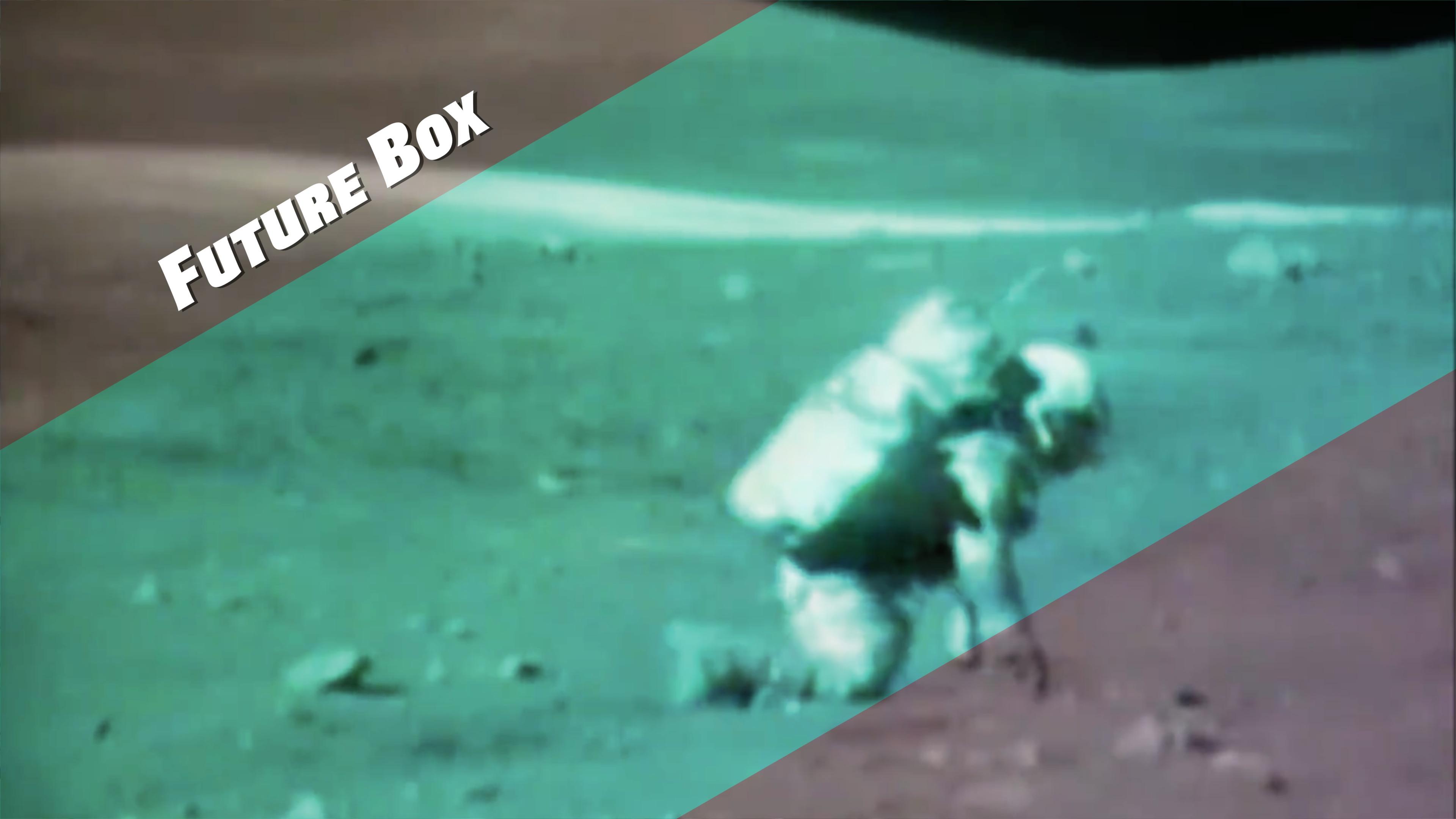 【百人牛牛视频 Future Box】50年前,宇航员在月球上2小时摔了多少跤?
