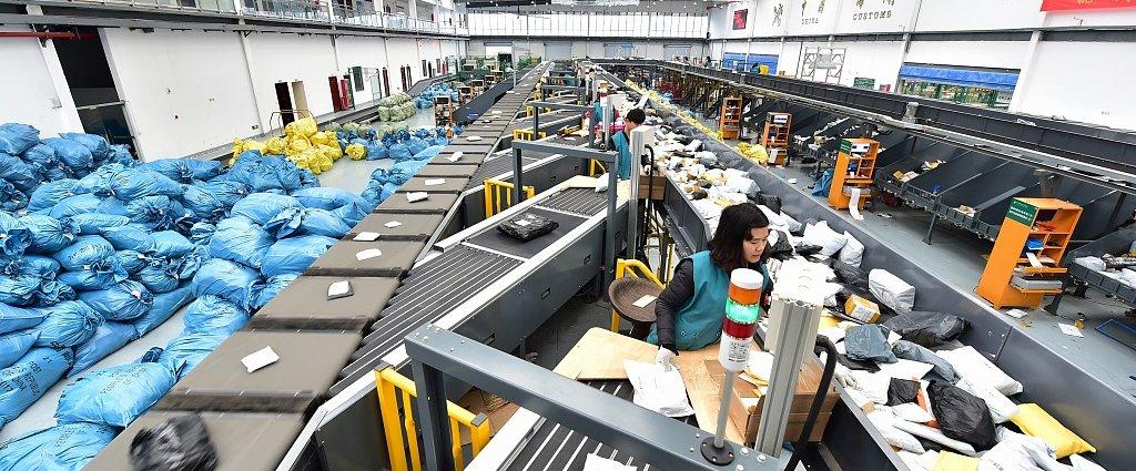 快遞鏖戰義烏:最低1.2元一單,業務量超北京上海