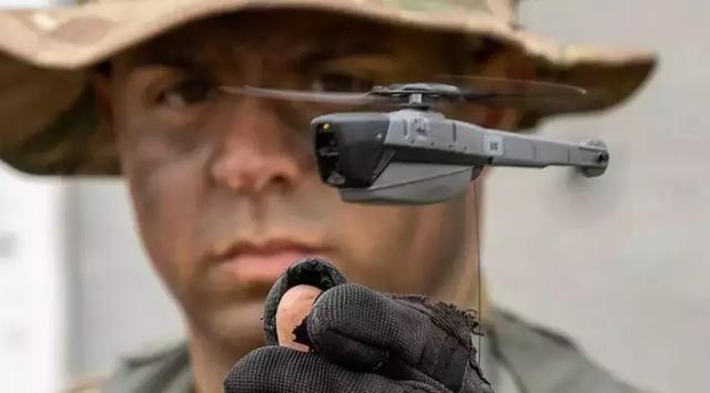 黄蜂女1.0:超小型无人机抵达现实世界