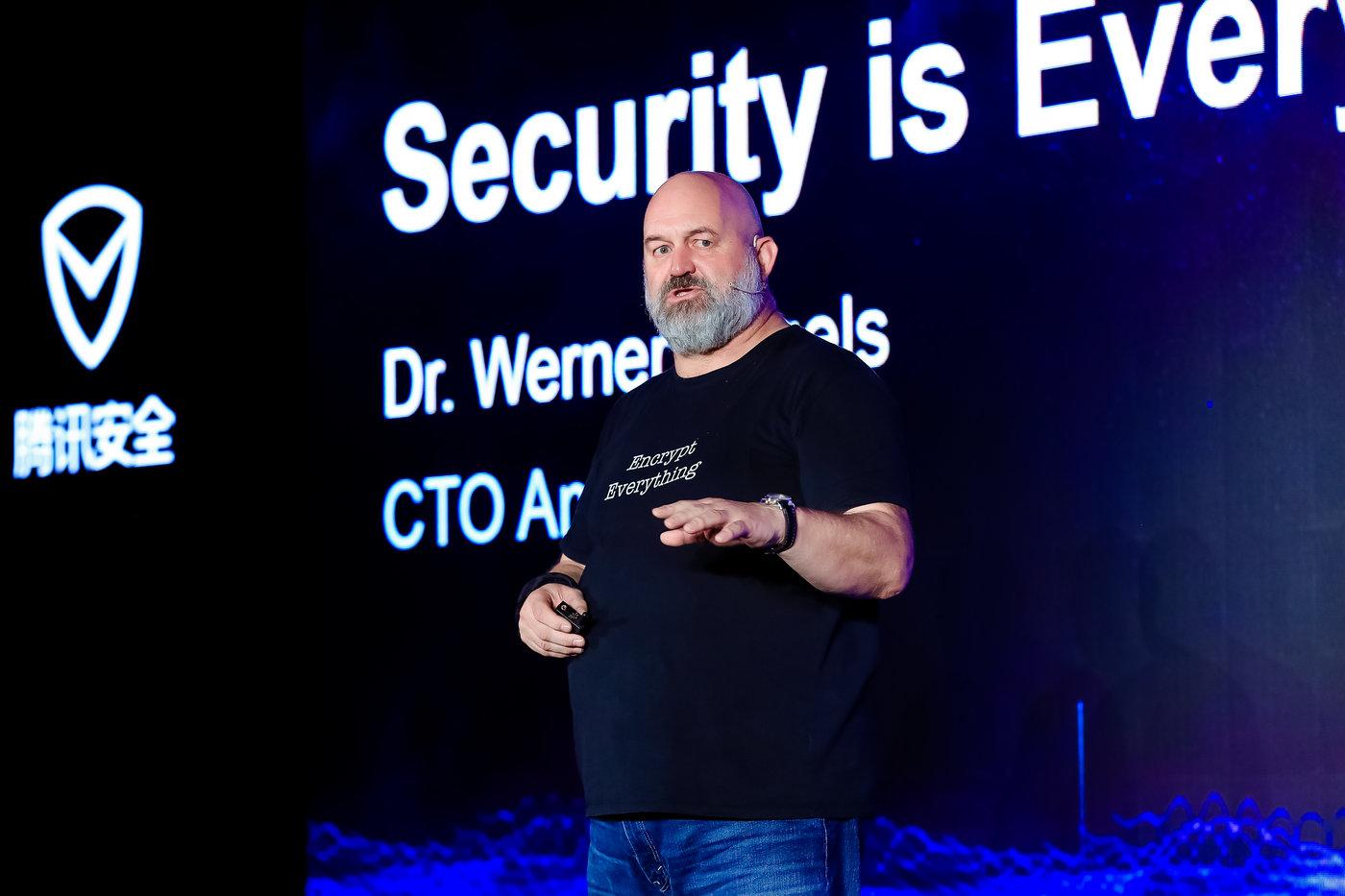 亚马逊首席技术官、副总裁Werner Vogels在CSS上的演讲