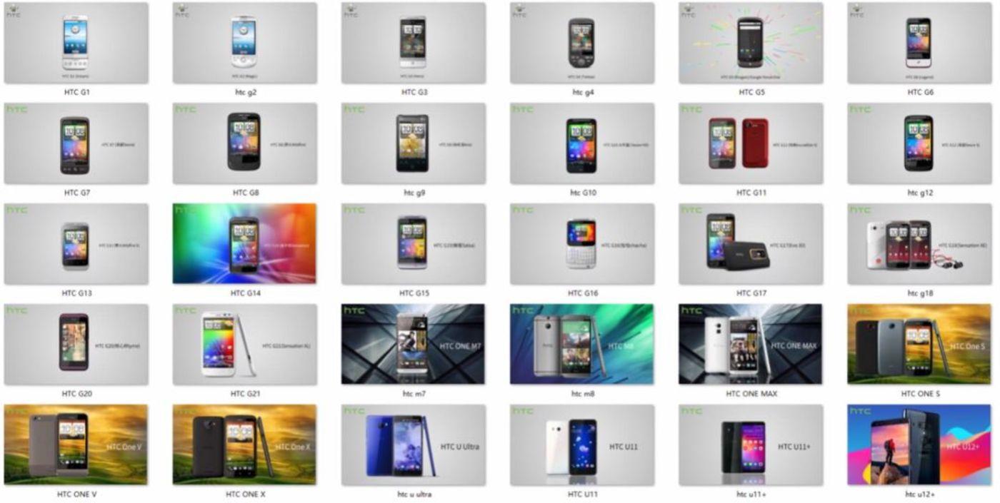 国产手机大败局之HTC坍塌:巨头起落二十年