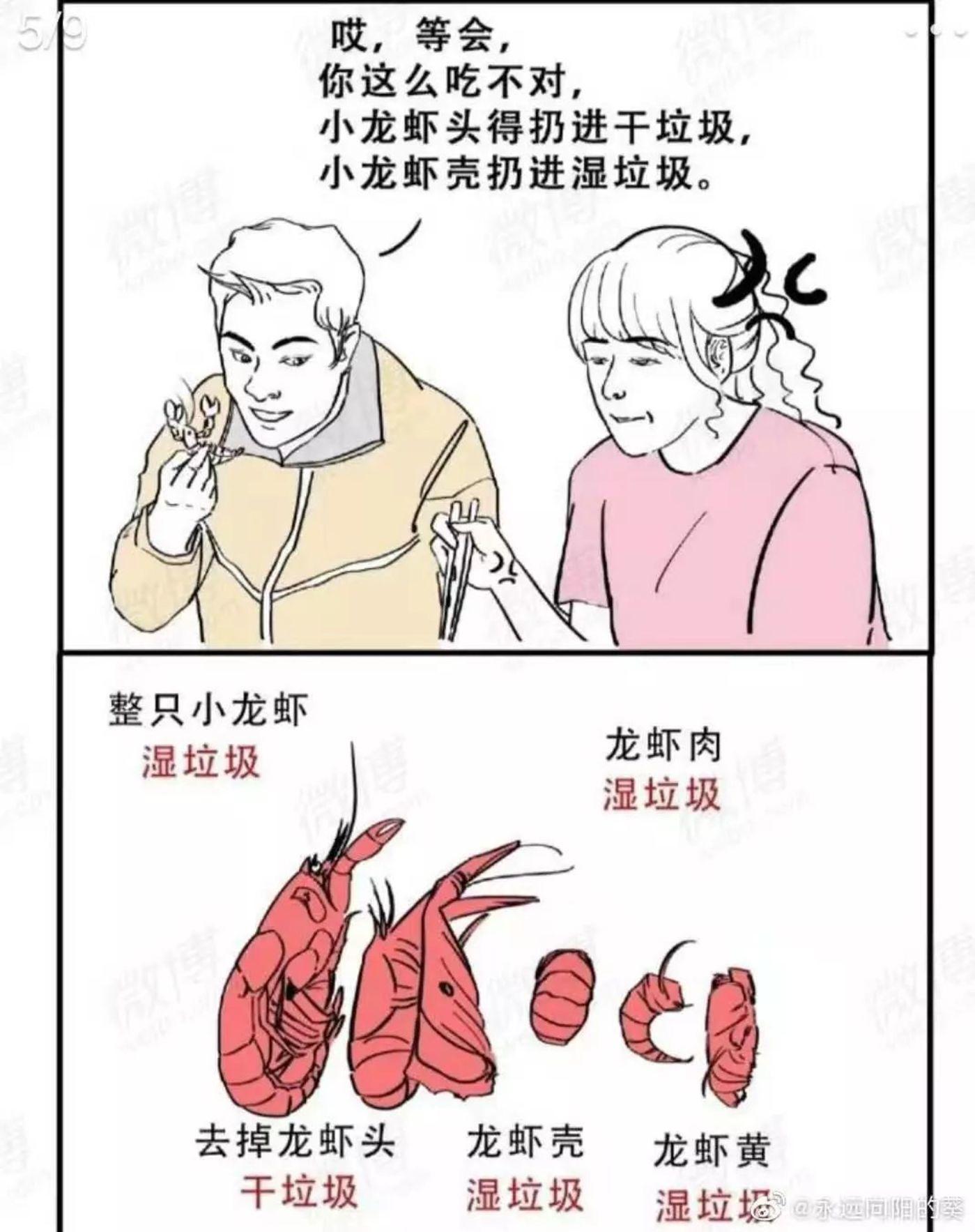 垃圾分类之后:奶茶小龙虾没戒掉,直播和切菜却火了