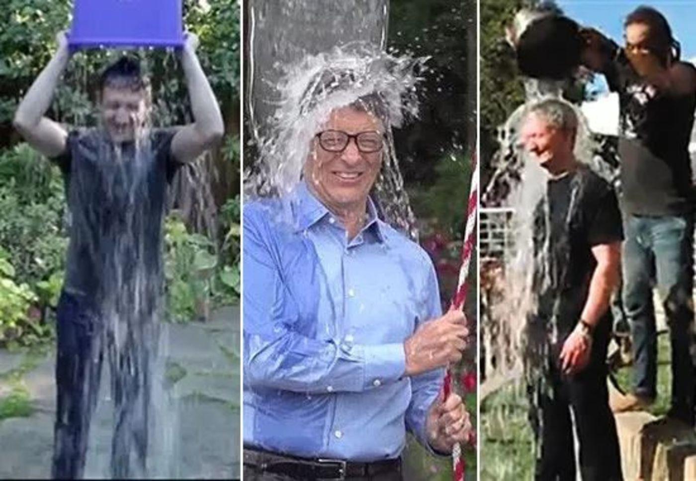 5年前冰桶挑战是为渐冻人症所做的公益营销,瓶盖挑战是通过用户自发创作内容完成全网传播