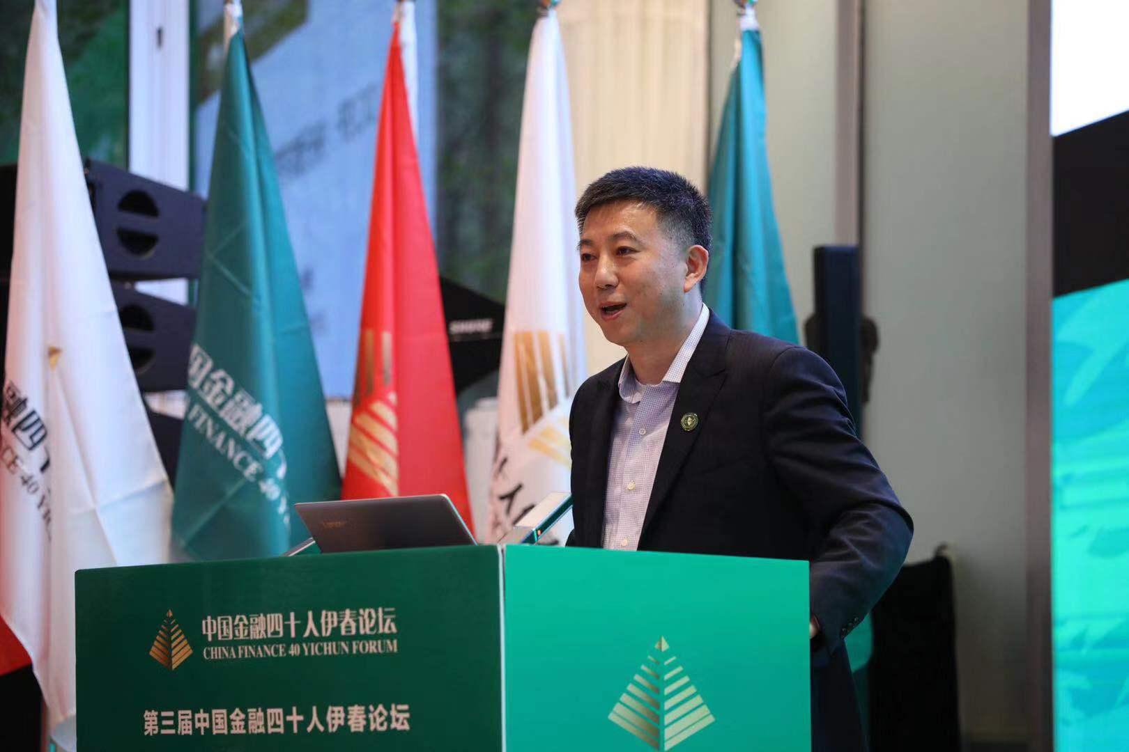 穆长春 中国人民银行支付结算司副司长