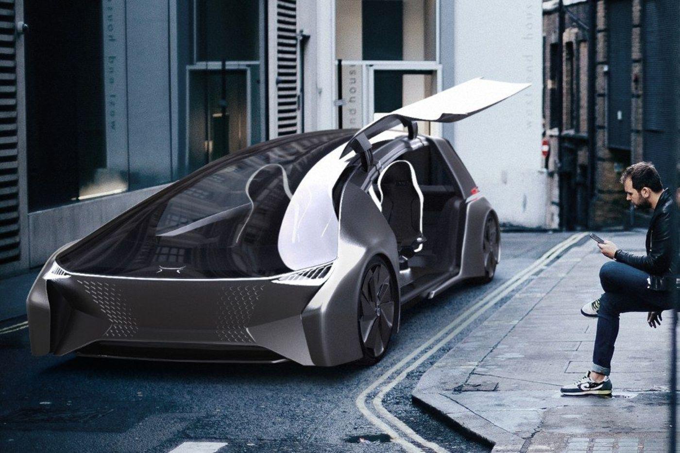 EXIGEN智能汽车