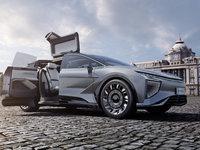 华人运通发布量产定型车高合HiPhi 1,它真的可以改为未来出行模式?