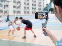 大疆发布灵眸手机云台3,一秒可折叠的视频创作工具