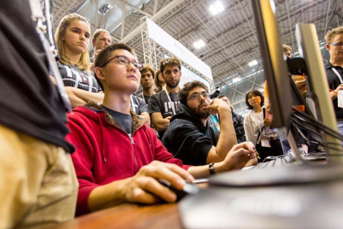 CTO俞冠廷于2017年带MIT-Princeton联队参加Amazon Picking Challenge