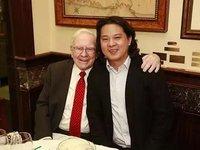 曾与巴菲特共餐,如今身陷危局:天神娱乐董事长朱晔悲叹世态炎凉