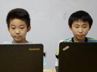 """【图集】11岁""""码农"""":4岁学编程,7年设计18个游戏"""
