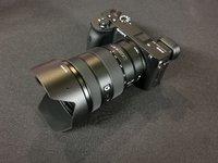 索尼微单发两款新品两支镜头,连续7个月全画幅相机市场第一 | 钛快讯