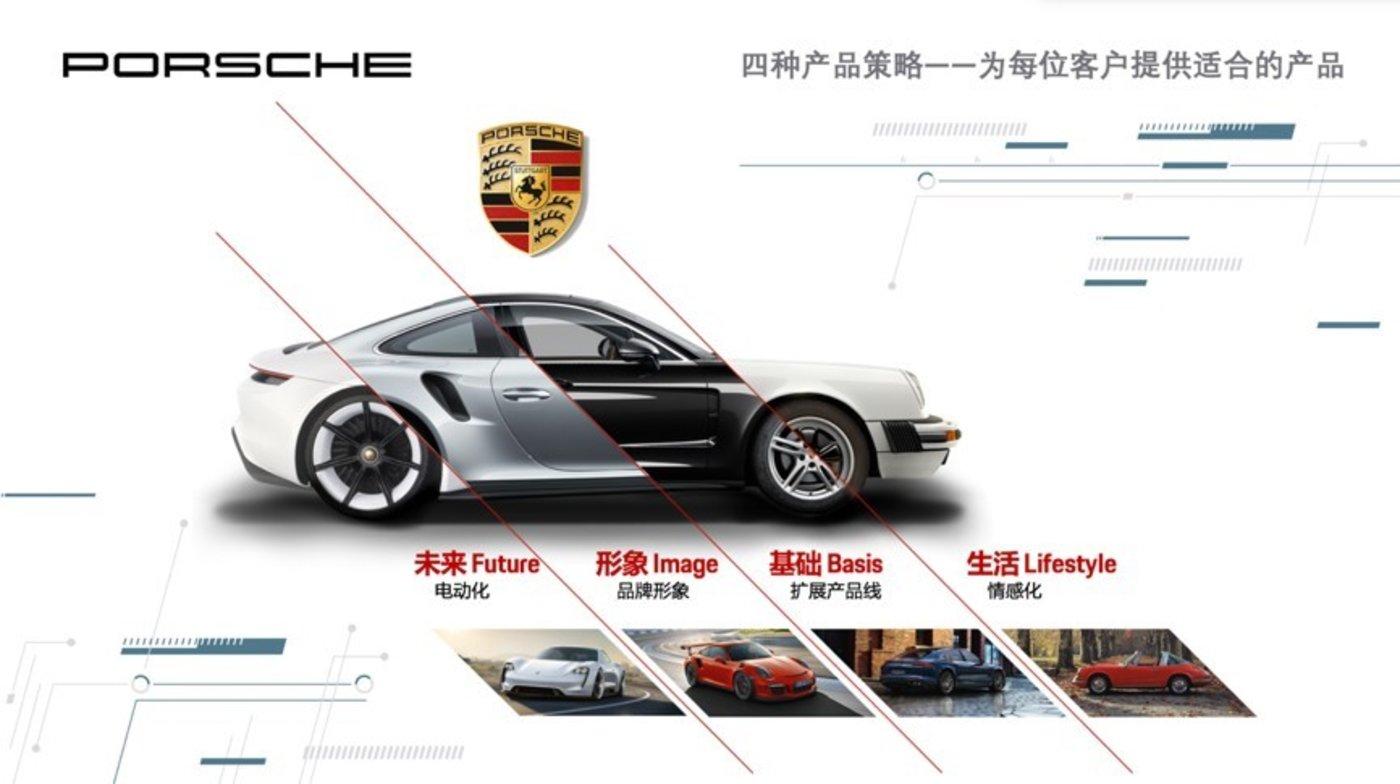 不同车型都有各自的定位