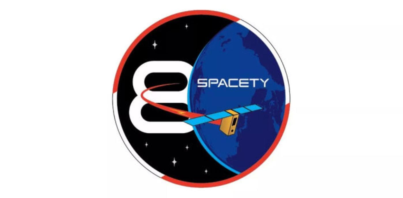 天仪研究院第8次太空任务徽章