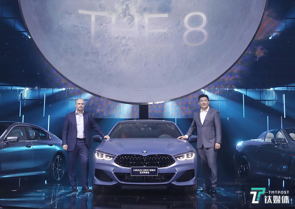 """将""""大型豪华车之年""""推向高潮,BMW 8系时隔20年王者归来"""