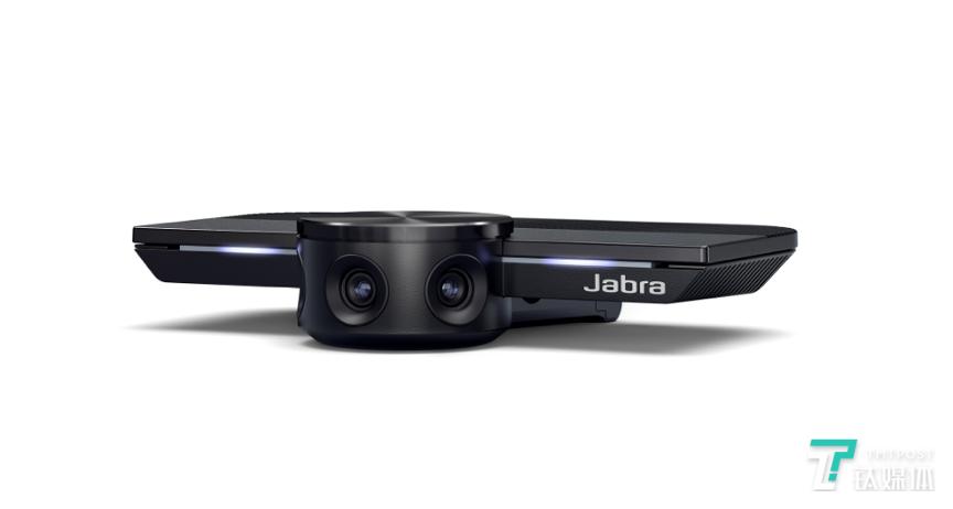 用AI省空间,Jabra 首次尝试视频会议解决方案