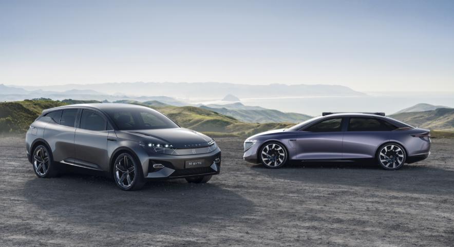 拜腾M-Byte量产车法兰克福车展首秀,预计2020年中交付 | 一线车讯