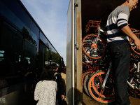 没了ofo摩拜们的大订单,传统自行车厂们活得还好吗?