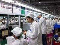 印度富士康的女工工厂