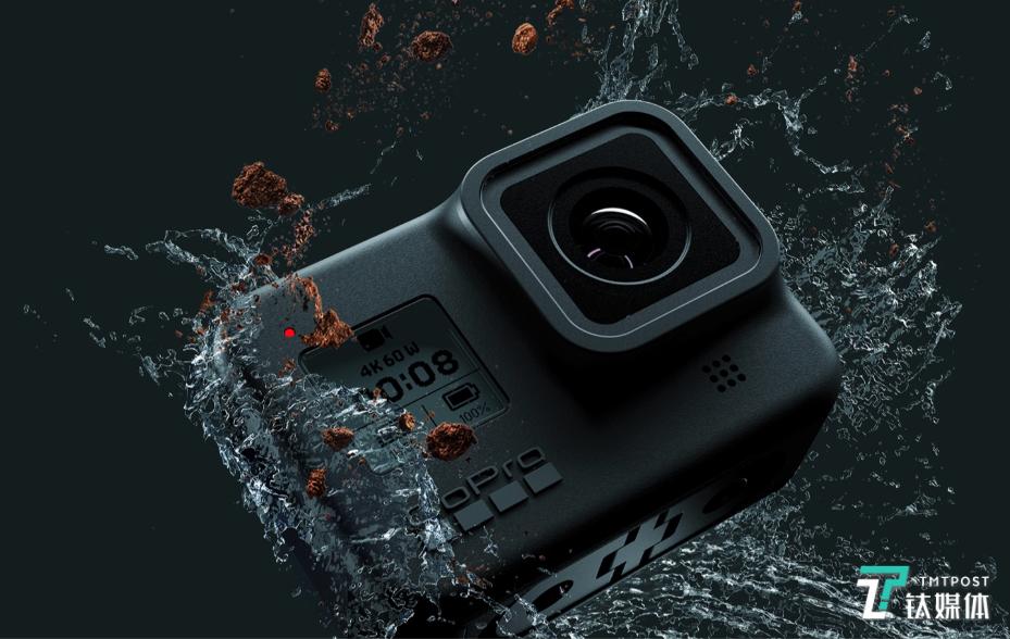 GoPro 发布 HERO8 Black 及 MAX丨钛快讯