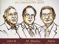 锂电池得以大规模商用,离不开这三位诺贝尔化学奖得主的贡献