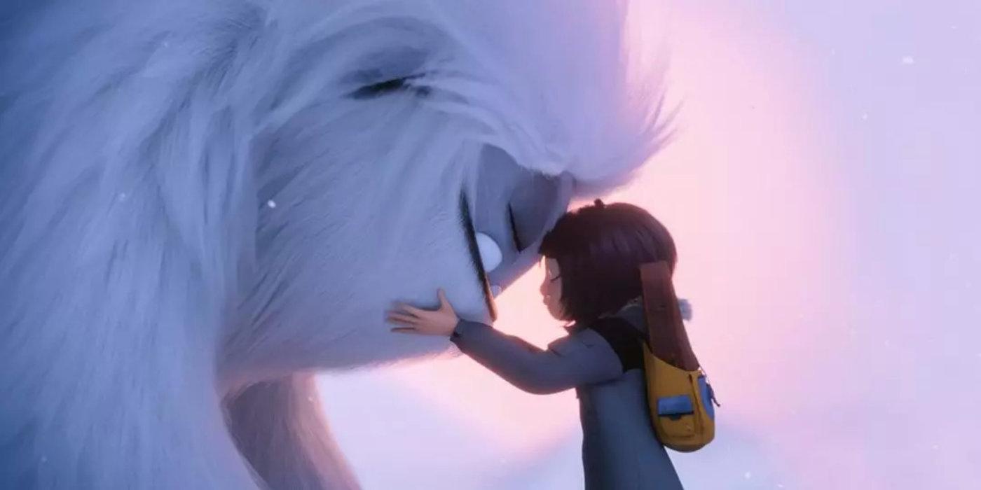 《雪人奇缘》:这场耗时七年的中美动画合作实验成功吗?