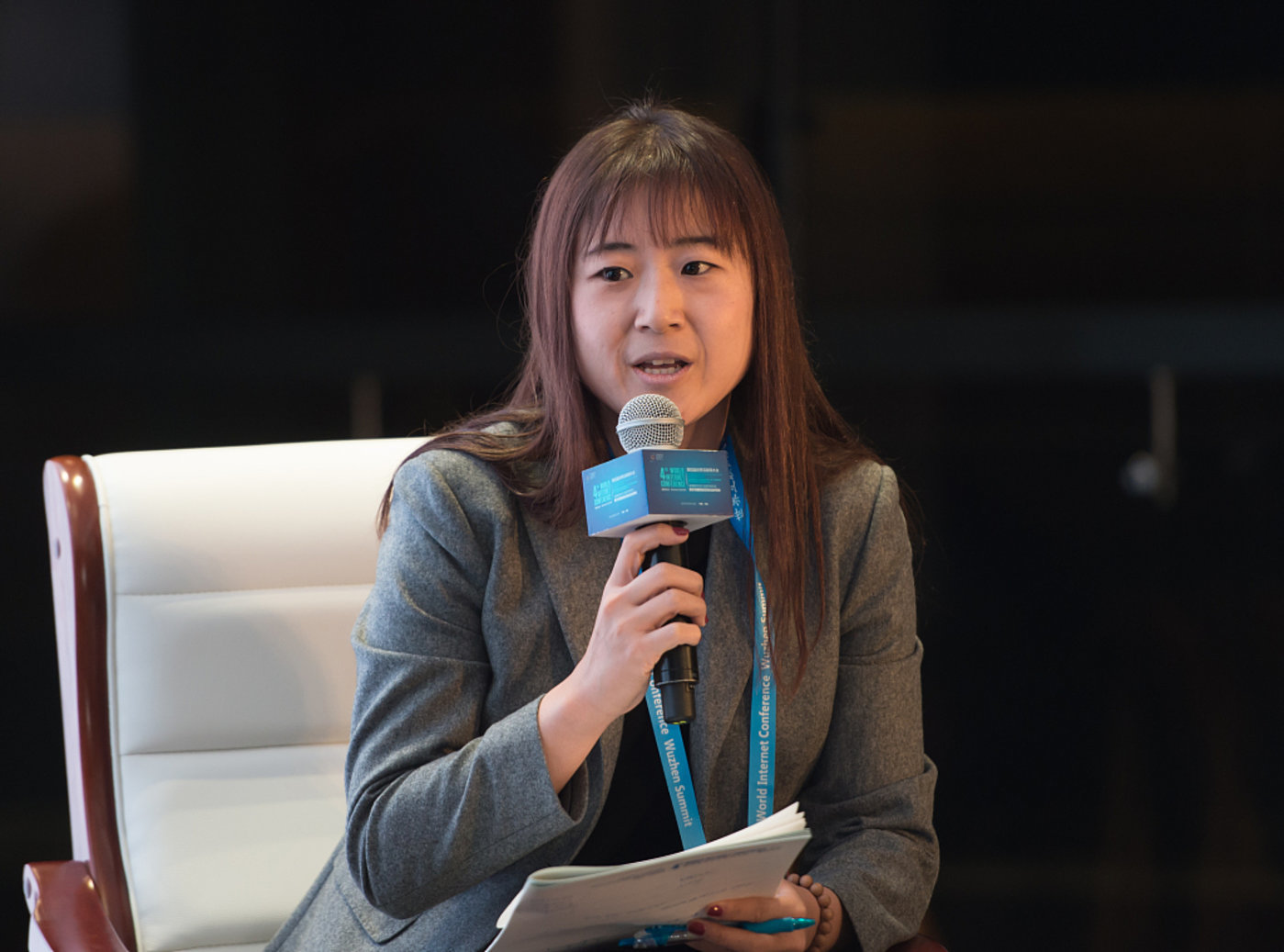 VIPKid founder and CEO Cindy Mi