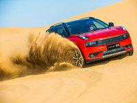 城市SUV也可以穿越沙漠,试驾2019款领克01