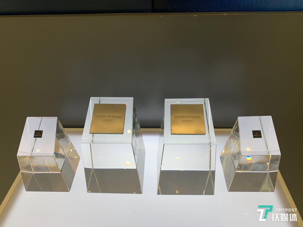 华为工业级 5G 芯片