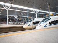 一年净赚上百亿,京沪高铁加速冲击IPO