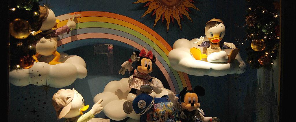 造夢迪士尼:現實、童話與名利場的共謀