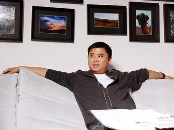 """""""油条大王""""王冬:要让中国快餐遍布世界"""