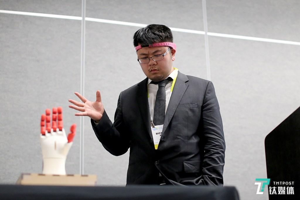 BrainCo创始人韩壁丞