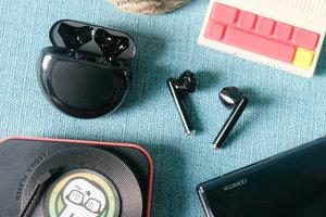 【图赏】FreeBuds 3:麒麟A1芯片加持,降噪体验还需打磨
