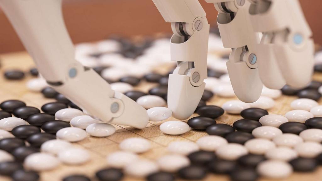【2019 T-EDGE 倒計時】去T-EDGE,聽AlphaGo聯合發起人聊AI