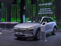 更高效更环保,现代汽车进博会展示氢燃料电池技术 | 一线车讯