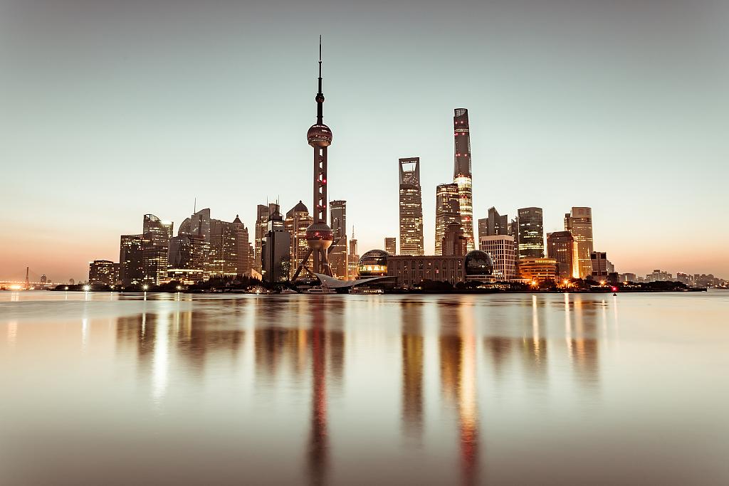 """浦东30年,一个中国""""造城""""的样本"""