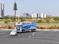 上汽启动全球首次5G+L4级智能驾驶重卡示范运营,明年将小批量运行 | 钛快讯