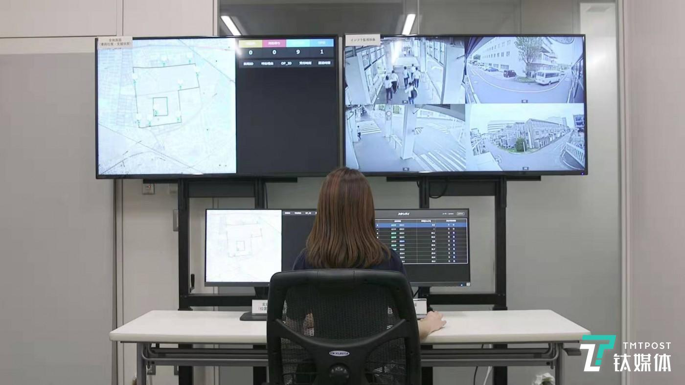 Autonomous driving data collection monitoring