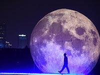 人造月亮,不必嘲讽