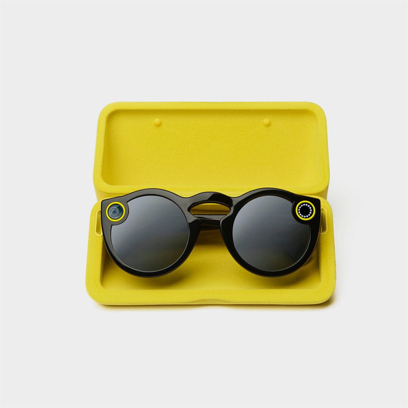 Snap第一代眼镜