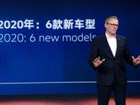 大众汽车品牌发布三款新车,2020年还有6款新车型 | 2019广州车展