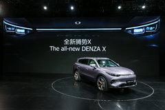 全新腾势X亮相广州国际汽车展览会 | 2019广州车展