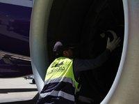 我在大興機場修飛機