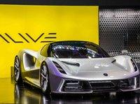路特斯集团CEO冯擎峰:纯电超跑Evija是路特斯复兴的第一步