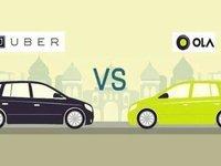 Ola VS Uber:从印度到伦敦的出行战争