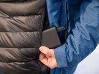 用充电宝抵御寒冬,棉花史密斯石墨烯发热羽绒服体验 | 钛极客