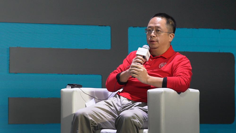 【2019 T-EDGE】周鸿祎谈罗永浩王思聪创业失败:我们应该宽容失败