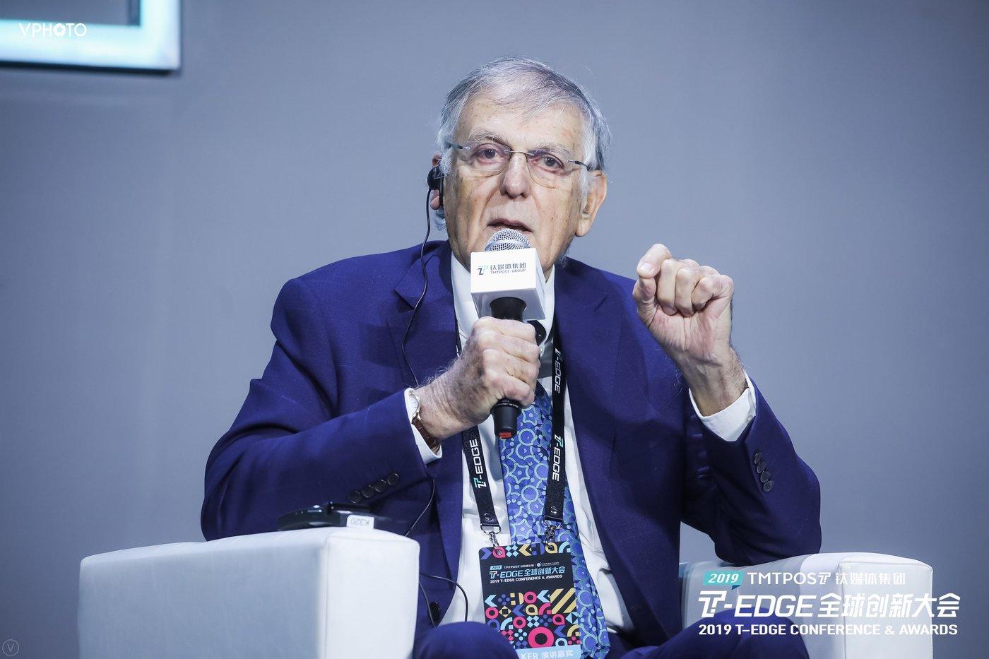 2011年诺贝尔化学奖获得者,准晶体结构首位发现者Dan Shechtman