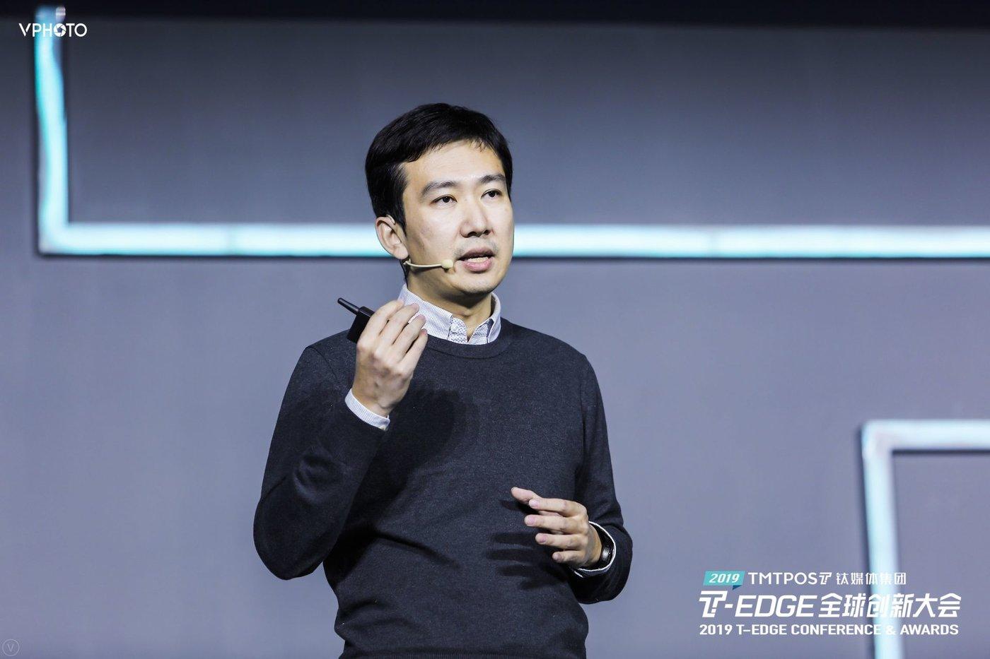 搜狗副总裁&AI事业部负责人王砚峰先生